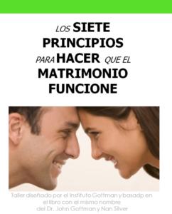Taller Los 7 Principios para que el Matrimonio Funcione @ Humanac | Ciudad de México | Ciudad de México | México