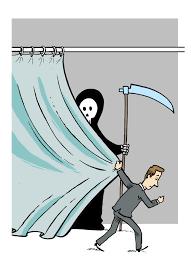 La muerte llega
